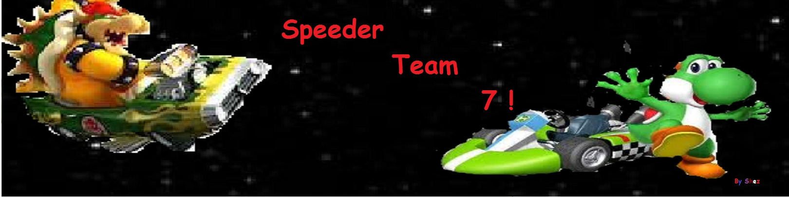 speeder team 7 Index du Forum