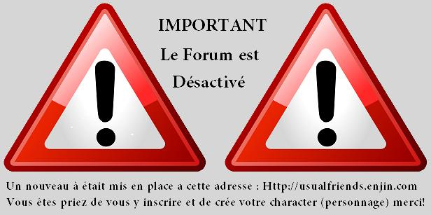 the usual'friends Index du Forum