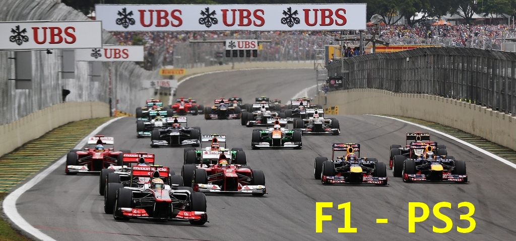 FORMULE 1 SUR PS3 Forum Index