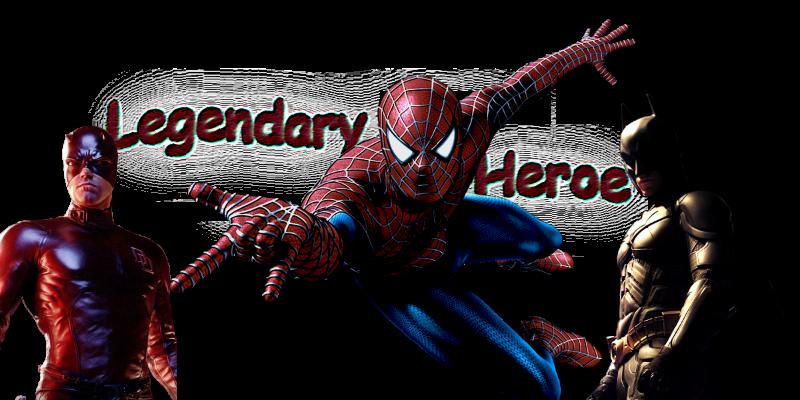 Legendary-Heroe ;-) Index du Forum