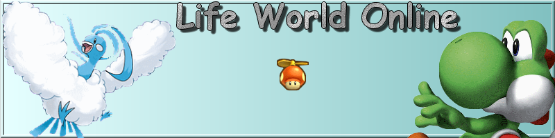 Life World Online Index du Forum