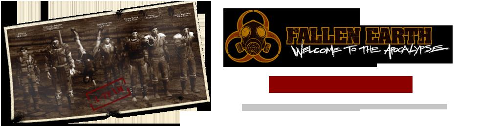 The A-Team Fallen Earth Mercenary Clan Index du Forum