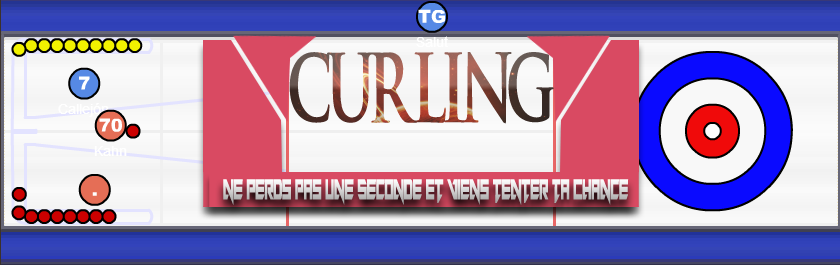 Communauté Haxballienne de Curling Index du Forum
