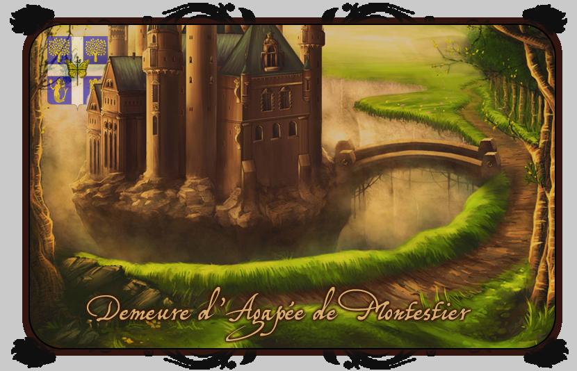 Domaine d'Ayline de Montestier Droucy, Fille d'agapee Index du Forum