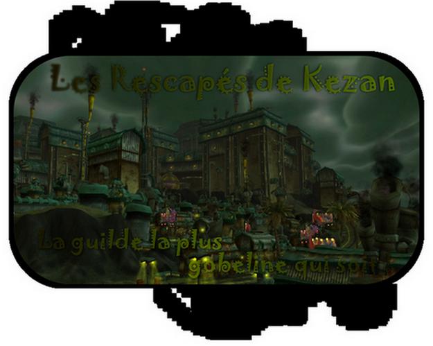 Les Rescapés de Kezan Index du Forum
