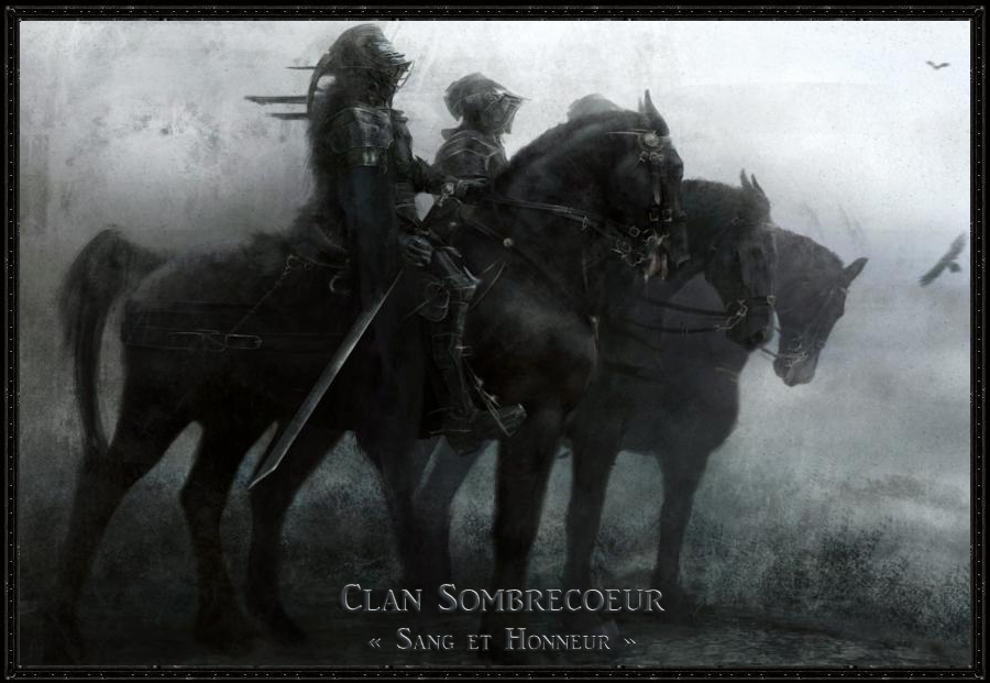 Clan Sombrecoeur Index du Forum