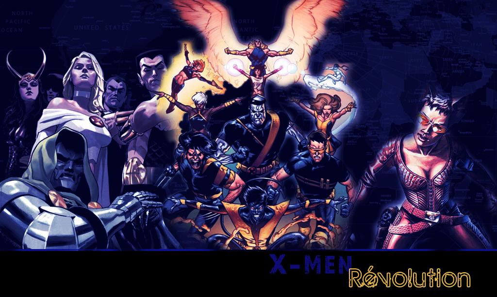 X-Men Revolution Index du Forum