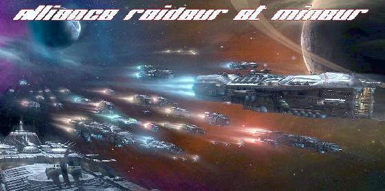 Alliance Raideur Mineur Univers Rigel Index du Forum