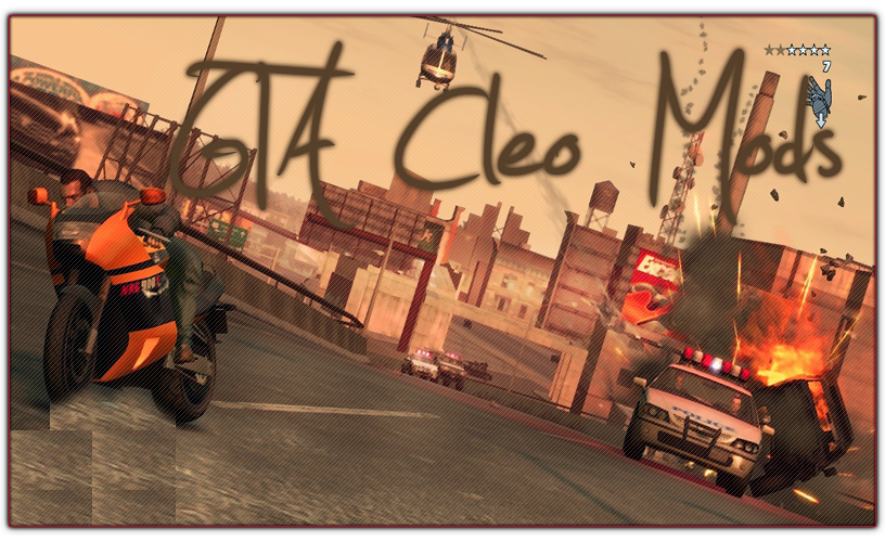GTA Cléo Mods Index du Forum