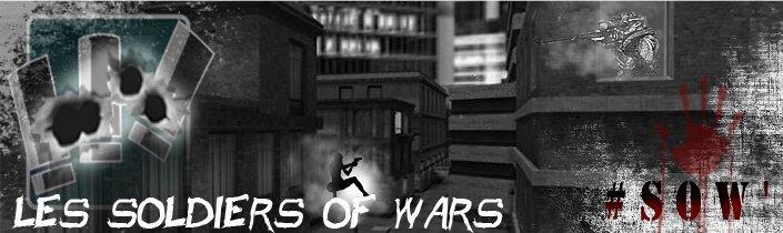 the soldier of wars Index du Forum